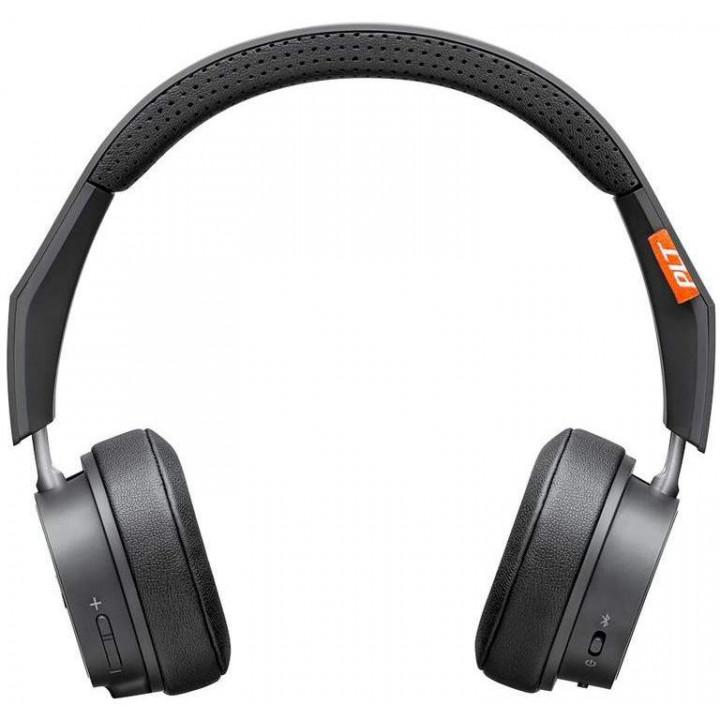 наушники беспроводные Plantronics BackBeat 505, c микрофоном Черные