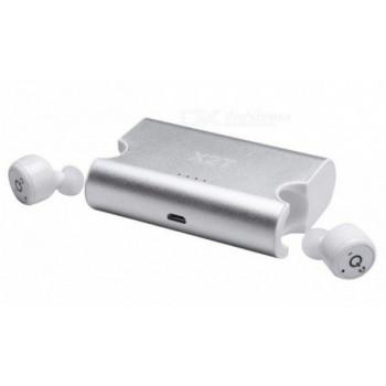 Беспроводные наушники TWS X2T Silver