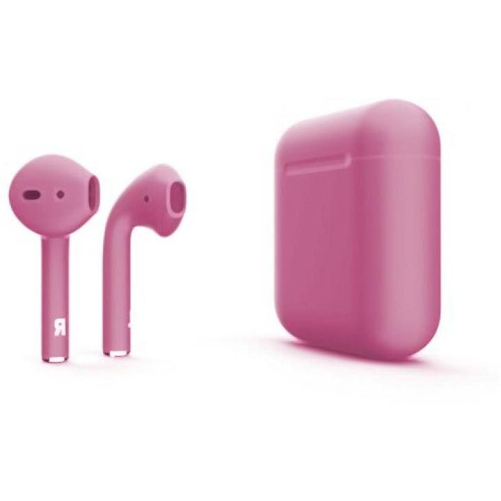 Беспроводные наушники Apple AirPods Color Matte Pink