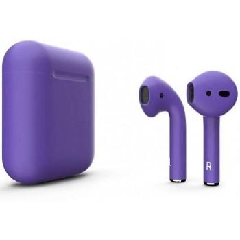 Беспроводные наушники Apple AirPods Color Purple