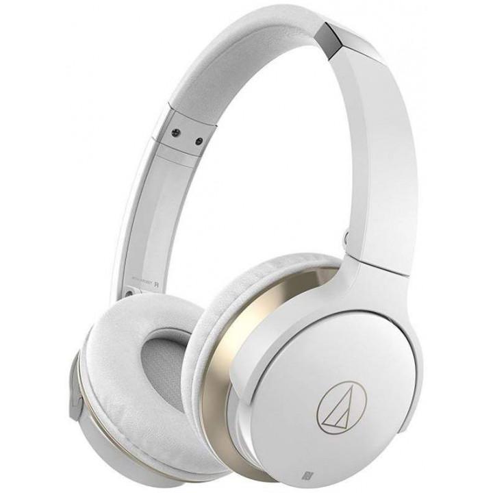 Беспроводные наушники Audio-Technica ATH-AR3BTWH White