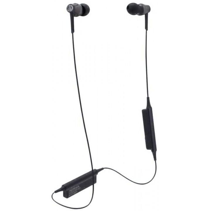 Беспроводные наушники Audio-Technica ATH-CKR35 BTBK Black