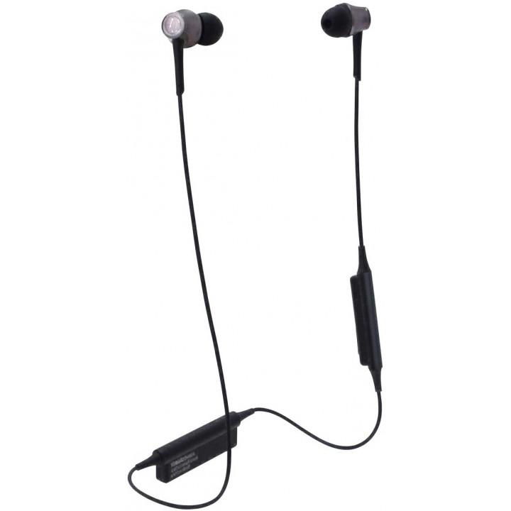 Беспроводные наушники Audio-Technica ATH-CKR55BTBK Black
