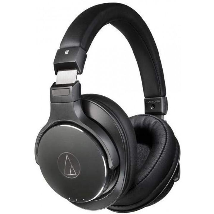 Беспроводные наушники Audio-Technica ATH-DSR7BT Black