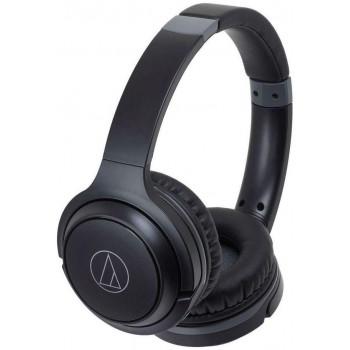 Беспроводные наушники Audio Technica S200BT Black