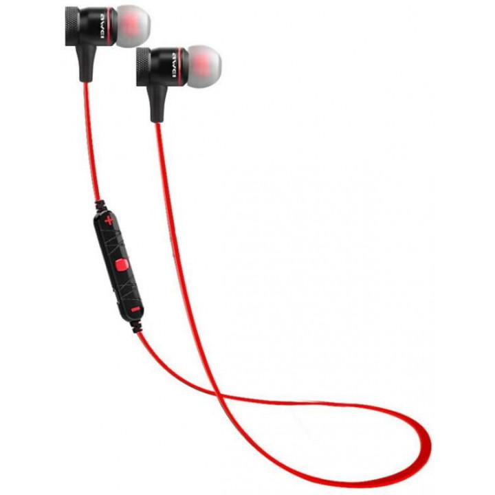 Беспроводные наушники Awei A920BL Red