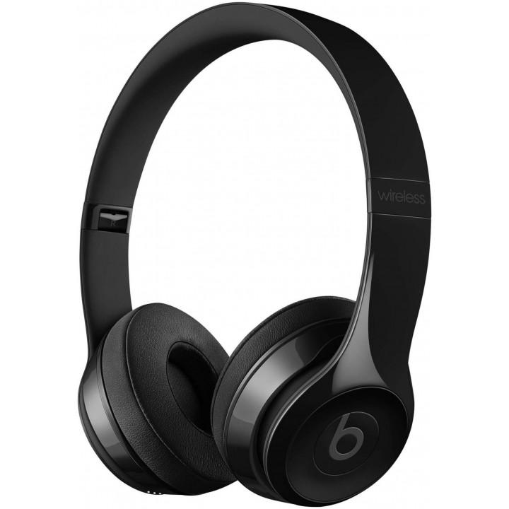 Беспроводные наушники Beats Solo3 Wireless On-Ear Headphones Gloss Black