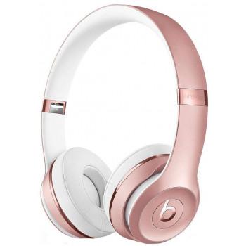 Беспроводные наушники Beats Solo3 Wireless On-Ear Headphones Rose Gold