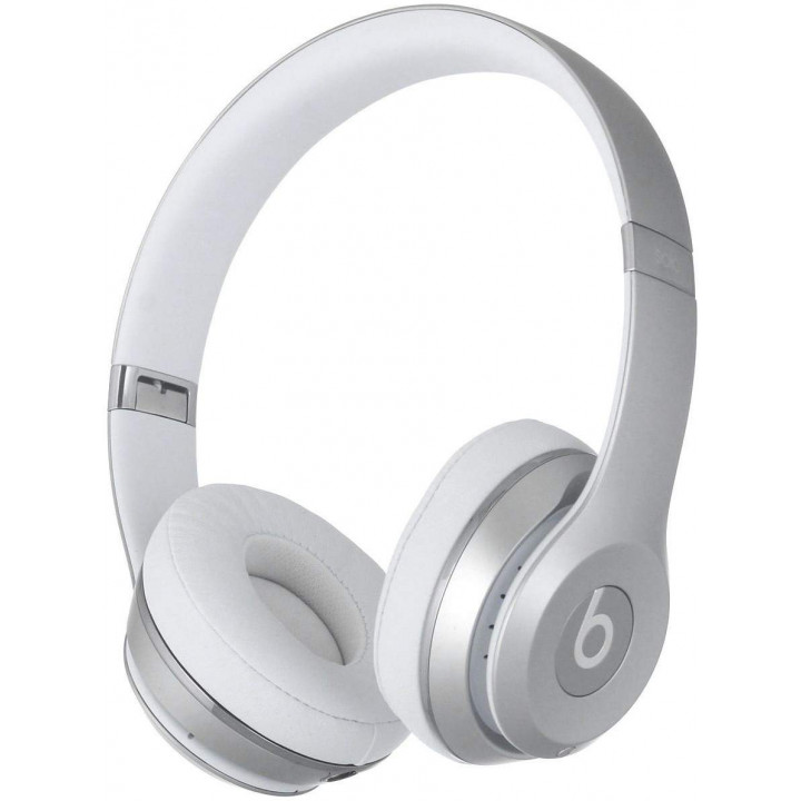 Беспроводные наушники Beats Solo3 Wireless On-Ear Headphones Silver