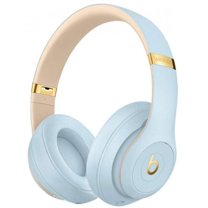 Беспроводные наушники Beats Studio3 Wireless Crystal Blue