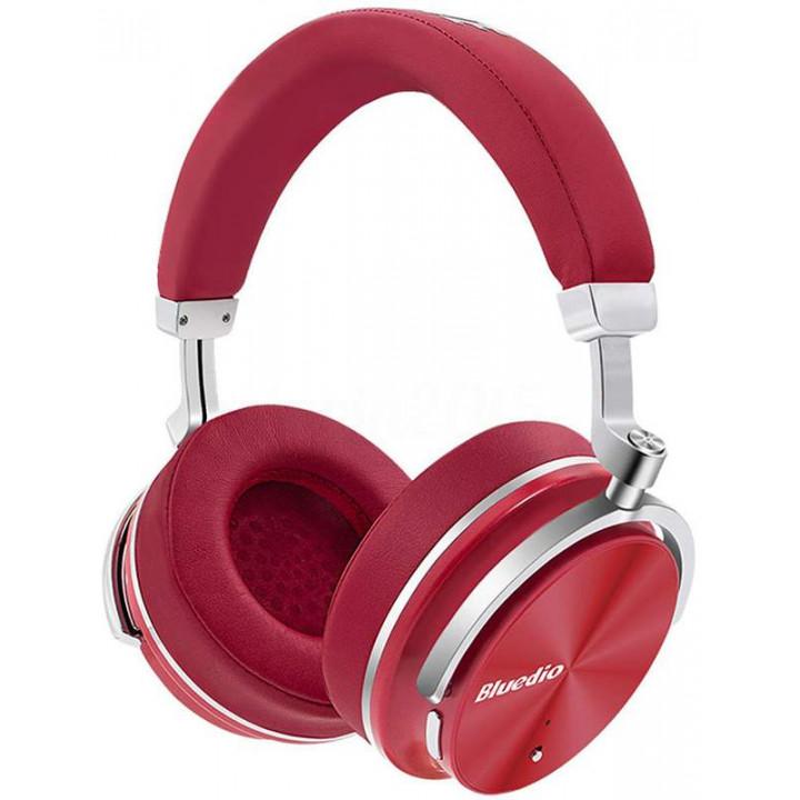 Беспроводные наушники Bluedio T4 Red