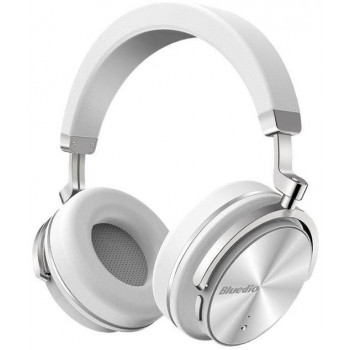 Беспроводные наушники Bluedio T4 White