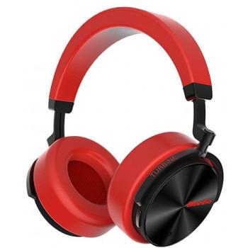 Беспроводные наушники Bluedio T5 Red