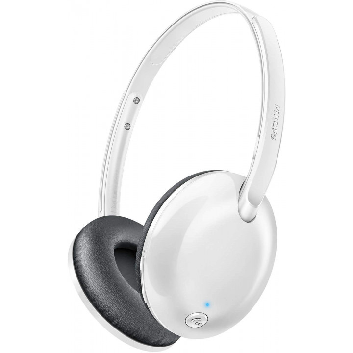 Беспроводные наушники Bluetooth Philips SHB4405 White