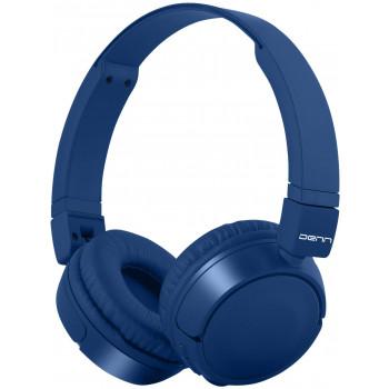 Беспроводные наушники Denn DHB002 Blue