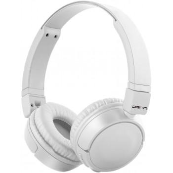 Беспроводные наушники Denn DHB004 White