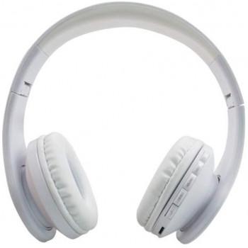 Беспроводные наушники Denn DHB405 White
