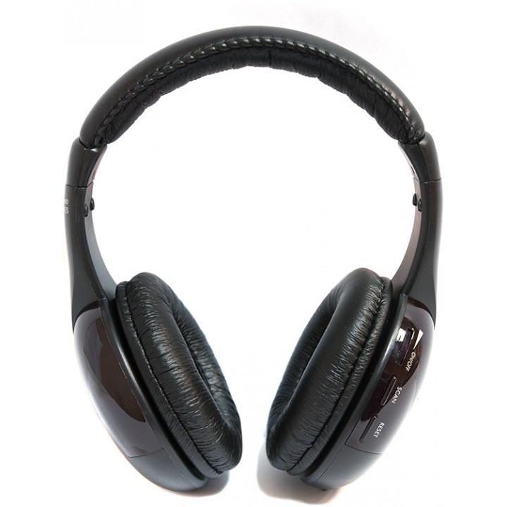 Беспроводные наушники Dialog HP-H10RF Black