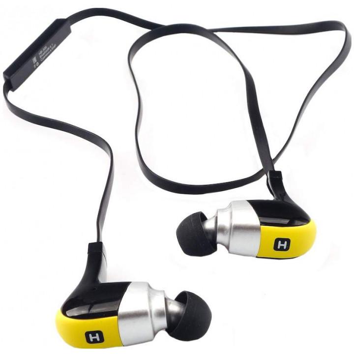 Беспроводные наушники Harper HB-308 Yellow\Black