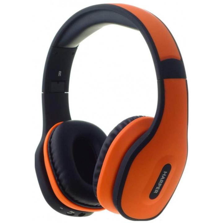 Беспроводные наушники Harper HB-401 Orange