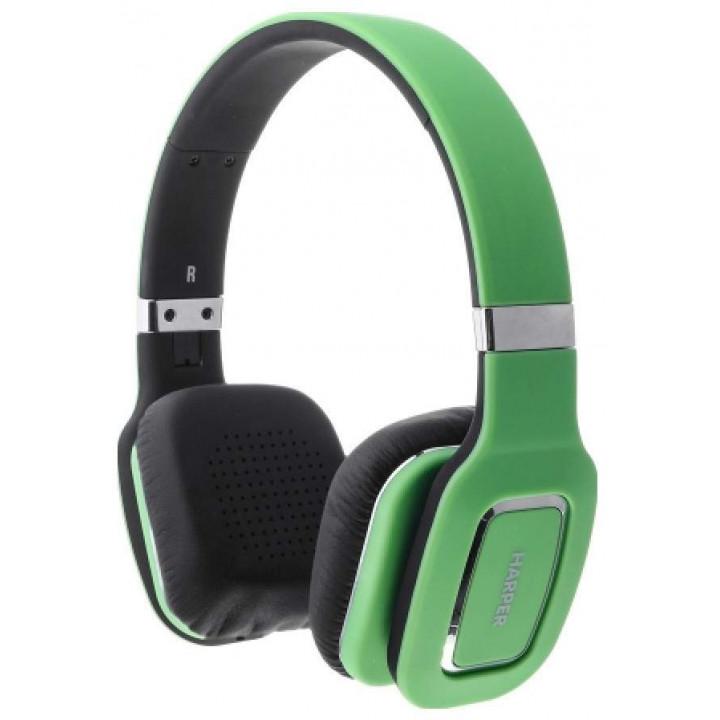 Беспроводные наушники Harper HB-402 Green