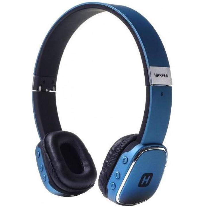 Беспроводные наушники Harper HB-417 Blue
