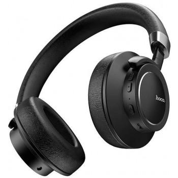 Беспроводные наушники Hoco W10 Black