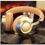 Беспроводные наушники Hoco W10 Cool Yin Gold
