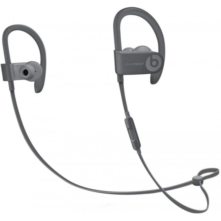 Беспроводные наушники HP Beats Powerbeats3 Grey