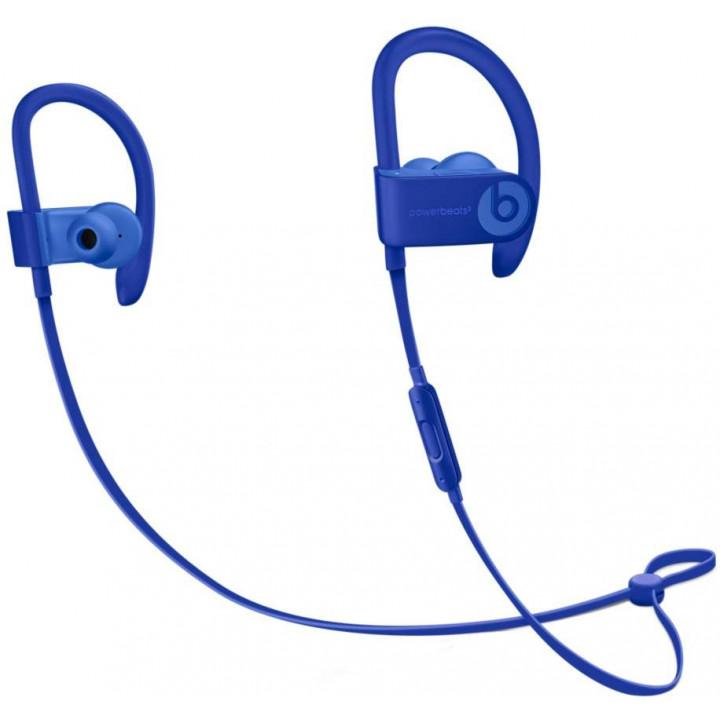 Беспроводные наушники HP Beats Powerbeats3 Blue