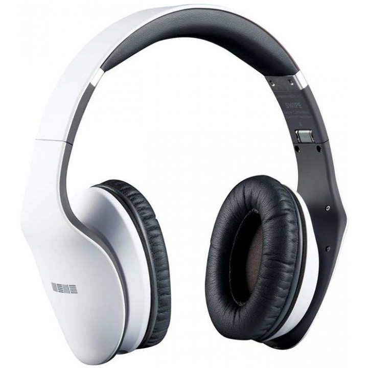Беспроводные наушники Interstep SBH-200 Swipe White