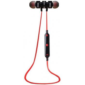 Беспроводные наушники Ipipoo iL93BL Black/Red