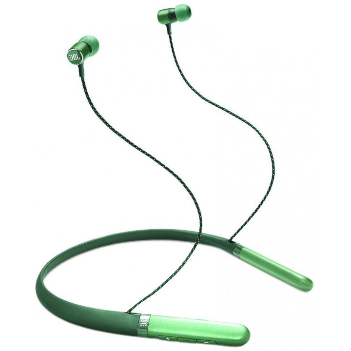 Беспроводные наушники JBL Live 200BT Green