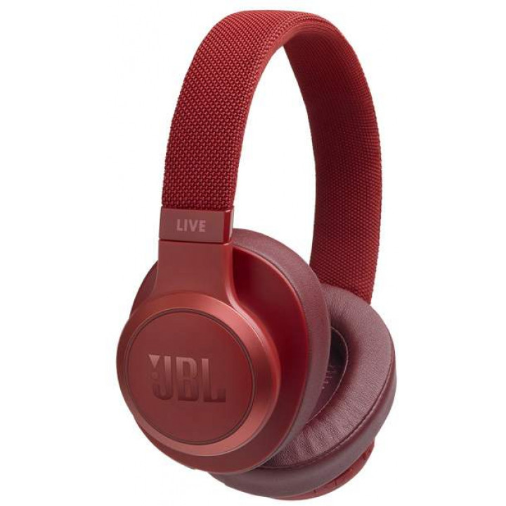 Беспроводные наушники JBL Live 500BT Red