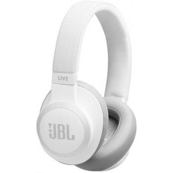 Беспроводные наушники JBL Live 650BTNC White