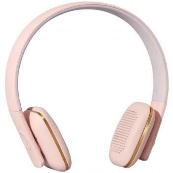 Беспроводные наушники Kreafunk aHEAD KFSS06 Pink
