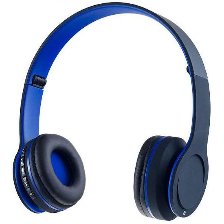 Беспроводные наушники Perfeo Flex Blue
