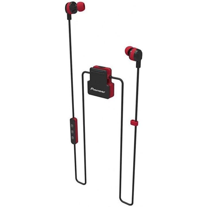Беспроводные наушники Pioneer SE-CL5BT Red