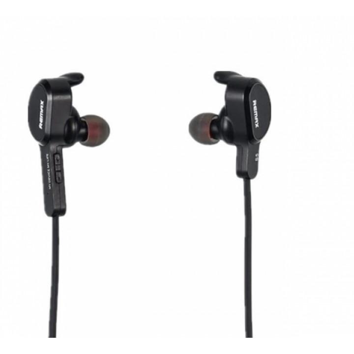 Беспроводные наушники Remax Bluetooth Neckband Earphone RB-S5 Black