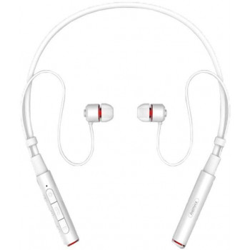 Беспроводные наушники Remax Bluetooth Neckband Earphone RB-S6 White
