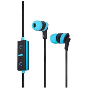 Беспроводные наушники Rombica Mysound BR-02 Black/Blue