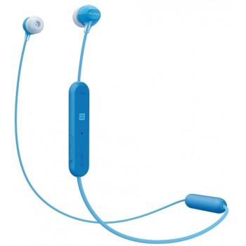 Беспроводные наушники Sony WI-C300 Blue