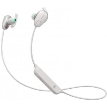 Беспроводные наушники Sony WI-SP600N White