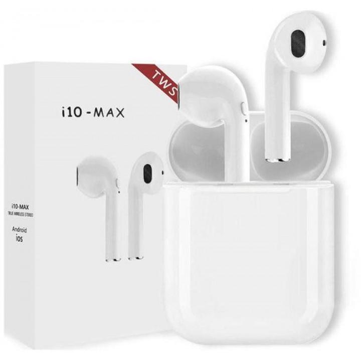 Беспроводные наушники TWS i10-MAX White