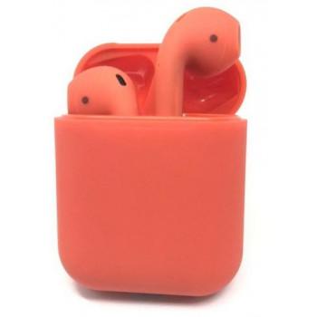 Беспроводные наушники TWS i12 Red
