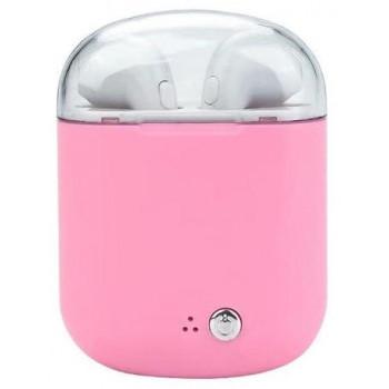 Беспроводные наушники TWS I7S Pink