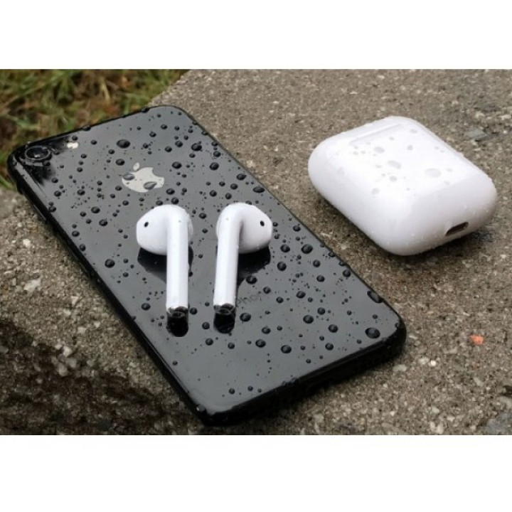 Беспроводные наушники Wireless Music I8X White