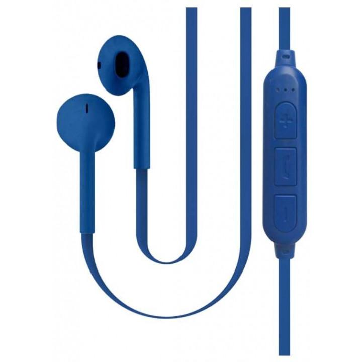 Беспроводные наушники W.O.L.T. QUB STN-178 Blue