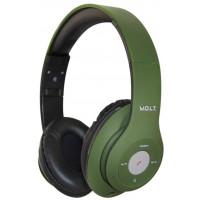 Беспроводные наушники W.O.L.T. QUB STN-260 Green
