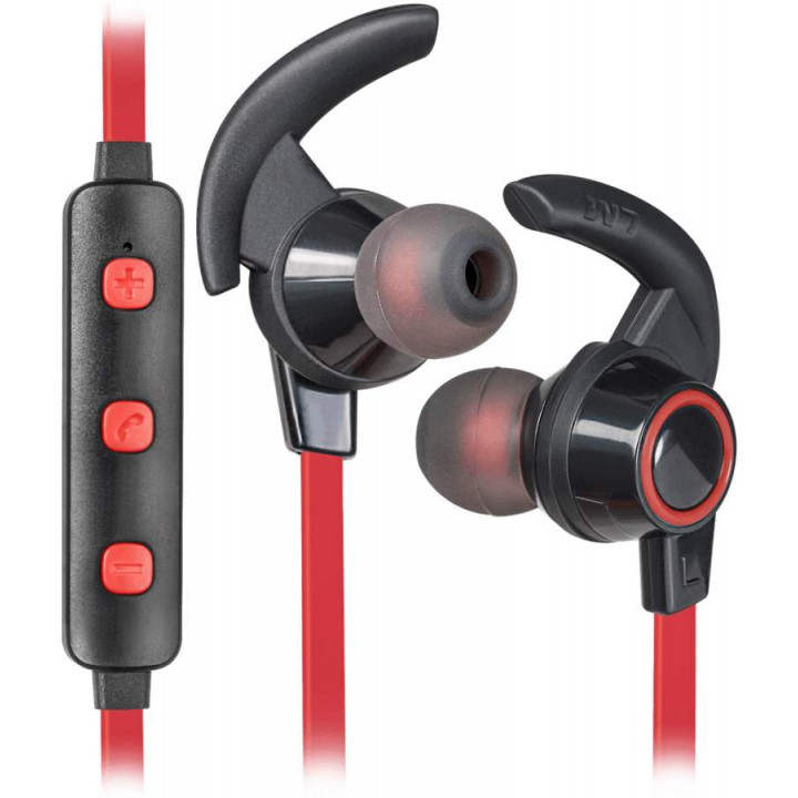 Bluetooth-гарнитура Defender OutFit B725 Black Red
